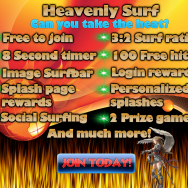 Heavenly Surf